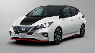 Nissan predstavio Leaf Nismo