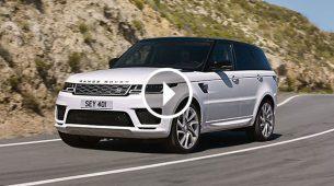 Osvježena ponuda modela Range Rover Sport
