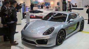 Porsche predstavio električni Cayman E-Volution Prototype