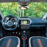 Testirani Twingo GT čini vrh ponude kada je riječ o razini opremljenosti pa njegovim kupcima uistinu neće ništa nedostajati