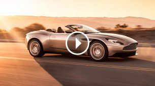 Aston Martin predstavio DB11 Volante