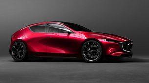 Mazda Kai najavljuje novu Mazdu3