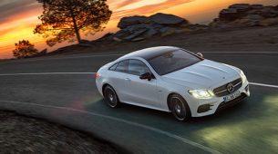 Mercedes-Benz E klasa Coupé i Cabriolet s novim 4-cilindričnim motorom