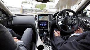 Nissan u Tokiju testira prototip za potpuno autonomnu vožnju