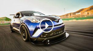 Kreće li Toyota C-HR R-Tuned u napad na Nürburgring?