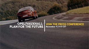 Opel će sutra predstaviti planove za budućnost na konferenciji koju možete pratiti uživo