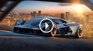 Lamborghini Terzo Millennio – razjareni bik za novo tisućljeće