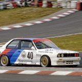 Svjetsko prvenstvo touring automobila: Roberto Ravaglia za upravljačem BMW-a M3 E30 (1987.)