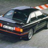 BMW M3 E30 Sport Evolution s 2,5-litrenim 4-cilindričnim motorom snage od 235 KS