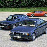 BMW M5 E34, M5 E28 i M1