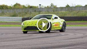 Aston Martin posljednji put najavio novi Vantage