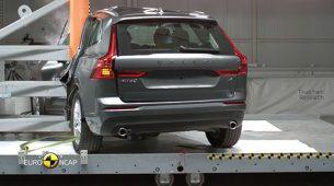 Osam odlikaša na posljednjem Euro NCAP-u