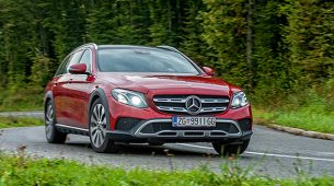 Mercedes-Benz E 220 d All Terrain Avantgarde