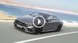 Mercedes-Benz predstavio novi CLS