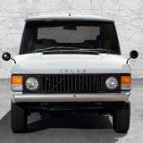 Prototip prvog Range Rovera iz 1969. nazvan je samo Velar kako bi se prikrio njegov stvarni identitet