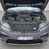 Trolitreni dizelski V6 odiše snagom. Uz 300 KS i 700 Nm vozna svojstva Velara su jednako impresivna: proizvođač jamči 241 km/h najveće brzine te 6,5 sekundi potrebnih za ubrzanje od 0 do 100 km/h