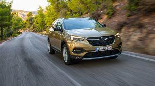 Opel proširio ponudu modela Grandland X novim dizelskim motorom