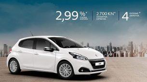 Mala kamata, velika prilika za vaš novi Peugeot 208!