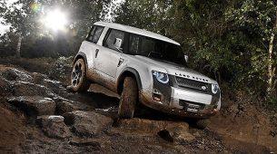 Land Rover će novog Defendera predstaviti tijekom 2018.