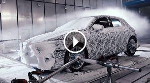 Mercedes-Benz dodatno najavio novu A klasu