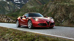 Alfa Romeo radi na novoj generaciji modela Giulietta i 4C