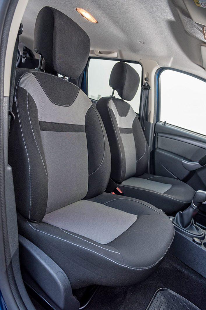Udobnost sjedala na duljim putovanjima nije za neku posebnu pohvalu, no Duster će to nadomjestiti prostranošću