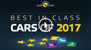 Euro NCAP objavio imena dobitnika priznanja Best in Class 2017.