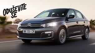 Citroën C-Elysée je spreman za sve izazove!