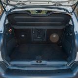 Ovisno o položaju stražnjih sjedala obujam prtljažnika može iznositi između 410 ili 520 dm3. Najveći dostupni obujam je 1289 dm3
