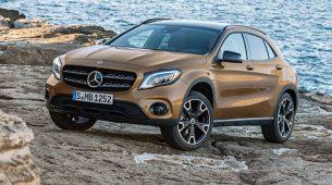 Mercedes-Benz planira proširiti ponudu kompaktnih SUV-ova