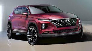 Hyundai objavio teasere nove generacije modela Santa Fe
