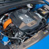 Ioniq EV pokreće električni sinkroni motor s permanentnim magnetima najveće snage od 120 KS i najvećeg okretnog momenta od 295 Nm