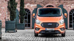 Ford je treću godinu za redom najprodavanija marka gospodarskih vozila u Europi