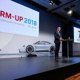 Obilježavanje 70. godišnjice sportskih automobila Porschea - Oliver Blume, predsjednik Izvršnog odbora tvrtke Porsche AG
