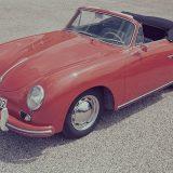 Porsche 356 serije A, Cabrio (1957.)