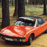 Volkswagen-Porsche 914 1.7 iz 1969.