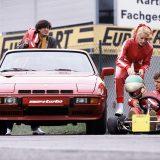 Porsche 924 Turbo, modelne godine 1981.