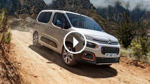 Novi Citroën Berilngo – nova platforma, novi dizajn, novi interijer, novo sve