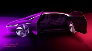 Volkswagen I.D. Vizzion – konceptna najava električne limuzine