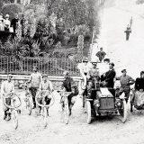 Izlet članova autokluba Split, 1907. godine