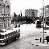 Trolejbus u Splitu, 1960-ih godina