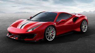 Nasljednik Ferrarija 488 GTB stiže u Ženevu?