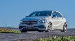 Mercedes-Benz A 200 d WhiteArt Edition