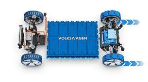 Volkswagen najavio električni SUV za salon u Šangaju