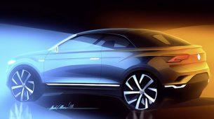 Volkswagen T-Roc Cabriolet stiže već sljedeće godine