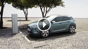 Hyundai Kona Electric – do 470 km autonomije