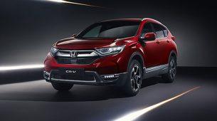 Nova Honda CR-V stiže na europska tržišta