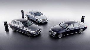 Mercedes-Benz predstavio dizelske plug-in hibride C i E klase