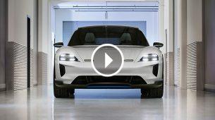 Porsche iznenadio posjetitelje Ženeve premijerom studije Mission E Cross Turismo