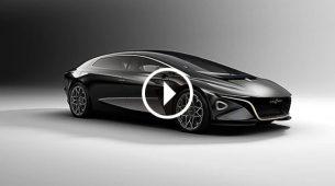 Aston Martin Lagonda Vision – najava produkcijskog modela